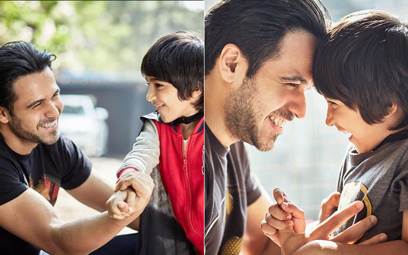 Emraan Hashmi's Son Ayaan Is Cancer Free. Elated Father Announces Good News To The World!
