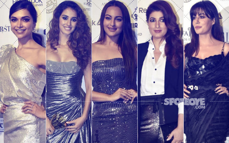 BEST DRESSED And WORST DRESSED At Elle Beauty Awards 2018: Deepika Padukone, Disha Patani, Sonakshi Sinha, Twinkle Khanna Or Chitrangada Singh?