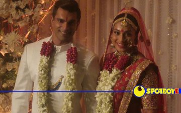 IN PICS: Meet Mr and Mrs Karan Singh Grover