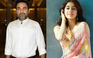 'Janhvi Kapoor Would Frequently Visit My House, While Prepping For Her Role,' Says Pankaj Tripathi