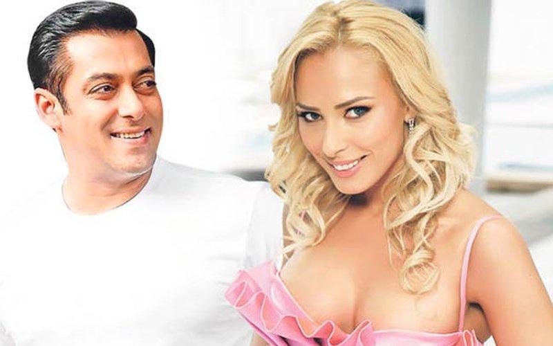 Now, Iulia Vantur Behaves Like Mrs Salman Khan