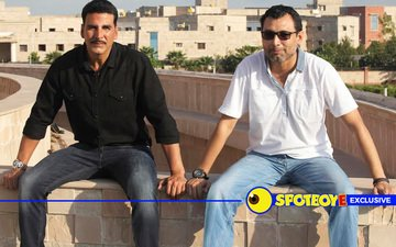 Akshay-Neeraj team up. Again!