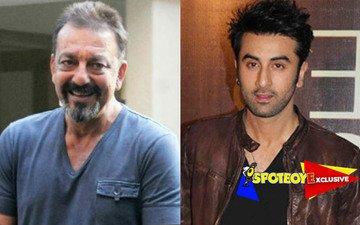 Sanjay Dutt readies Ranbir Kapoor for his biopic