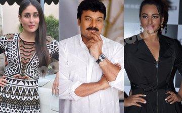 Even Kareena and Sonakshi said NO to Chiranjeevi