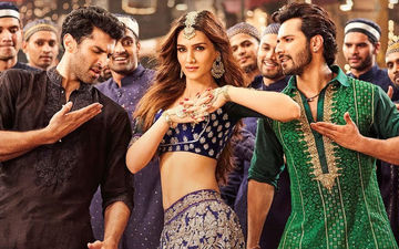Kriti Sanon Moves In Kalank Like Never Before, Aira Gaira Was Worth Waiting For!