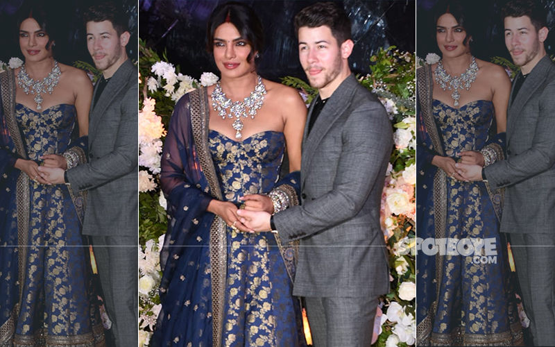 Priyanka Chopra-Nick Jonas Reception At Marriott: First Pictures Of The Couple Are Here
