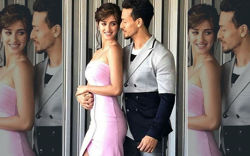 "Disha Patani Announces, ""He Popped The Question And I Said Yes""; Tiger Shroff Confesses He Is ""Taken"" On Valentine's Day"