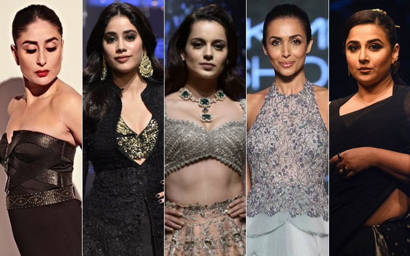 BEST DRESSED & WORST DRESSED AT LAKME FASHION WEEK 2019: Kareena Kapoor, Janhvi Kapoor, Kangana Ranaut, Malaika Arora Or Vidya Balan?