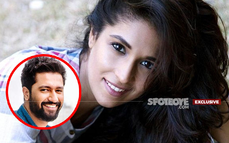 "Harleen Sethi On Vicky Kaushal's Love For Her, ""We Are Trying To Know Each Other. It's A Good Space"""