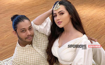 Sana Khan And Melvin Louis Break Up Effects Spill Over On Their Professional Collaboration Actress Skips A Street Ball Match Exclusive