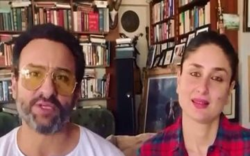 I For India: Kareena Kapoor Khan Stresses On Connecting With Family, Saif Ali Khan Reassures, 'We Are Tougher Than We Think'