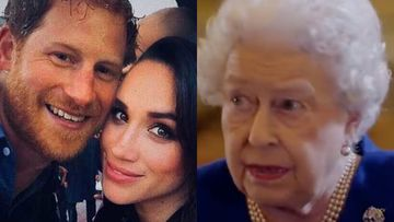 Prince Harry And Meghan Markle Banned From Attending Queen Elizabeth's Funeral? LOL, Too Many Rumours