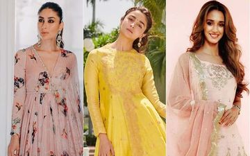 Bakra Eid 2019: Take Ethnic Outfit Inspiration From Kareena Kapoor Khan, Alia Bhatt, Disha Patani This Eid