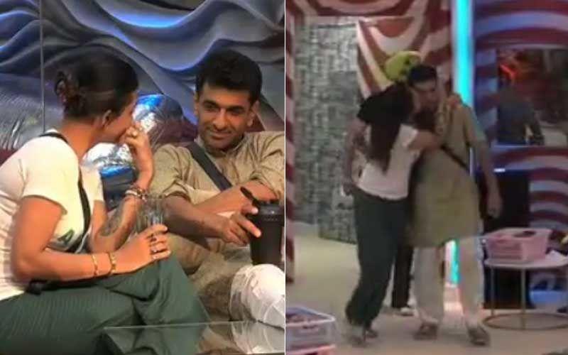 Bigg Boss 14: Netizen Disapprove Of Pavitra Punia-Eijaz Khan's Friendship; Call Actress' Pappi-Jappi 'Cringey'