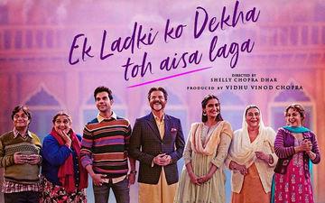एक लड़की को देखा तो ऐसा लगा Box Office: अनिल कपूर, सोनम और राजकुमार राव की फिल्म को पहले दिन मिली धीमी शुरुआत
