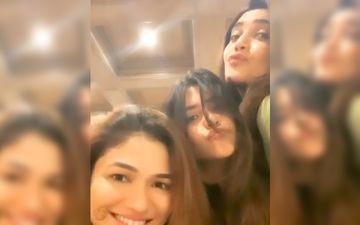 Khatron Ke Khiladi 10: Ekta Kapoor Makes A Sweet Wish For Karishma Tanna's Win But Tags Herself As The Winner Of The Pout Game – Video