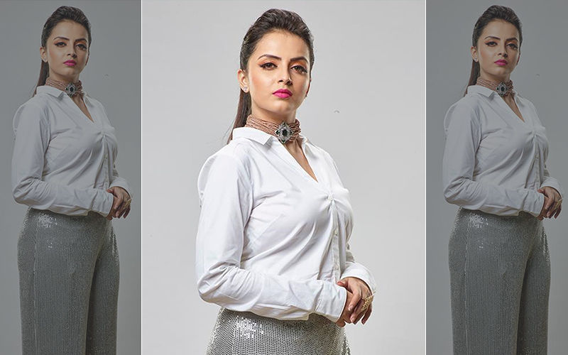 """Wanted To Shock The Audience With My New Look,"" Says Ek Bhram Sarvagun Sampanna Actress Shrenu Parekh"