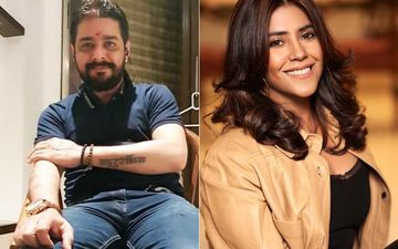 Hindustani Bhau Lodges Complaint Against Ekta Kapoor; Netizens Hail His Move Say 'Bhau Tum Bohut Kaam Karta Hai'