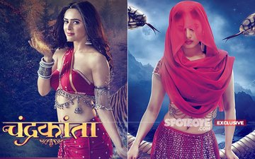 Ekta Kapoor's Chandrakanta Makes Way For Naagin 3