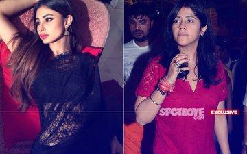 SHOCKING! Mouni Roy OUT OF Ekta Kapoor's Naagin Series?
