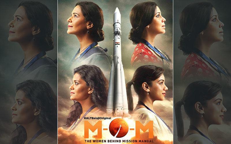 Ekta Kapoor's Birthday Surprise: Here's First Look Of Sakshi Tanwar, Mona Singh, Nidhi Singh And Palomi Ghosh's Mission Over Mars