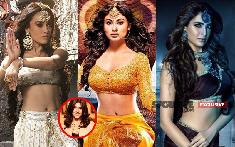 Ekta Kapoor Struggles To Find A Sexy Naagin For Season 4- EXCLUSIVE