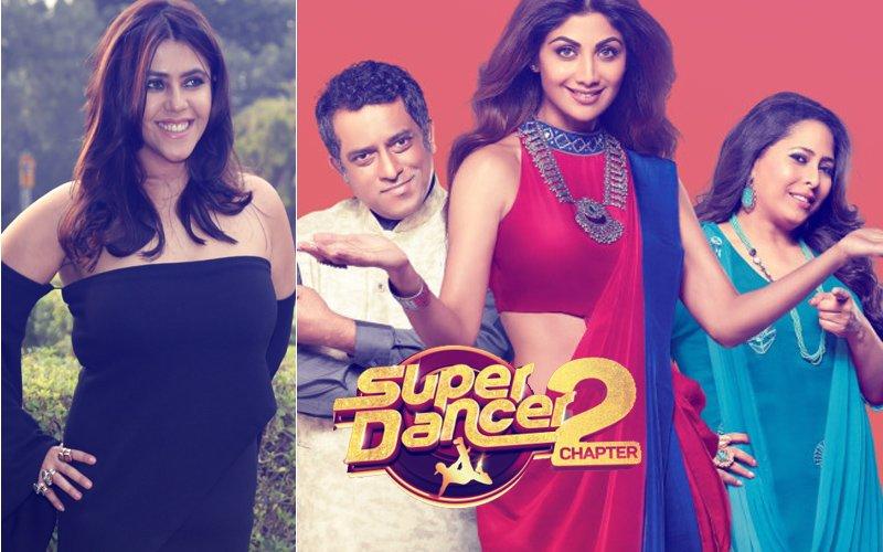 Super Dancer 2 Goes Downhill, Ekta Kapoor Remains Undisputed Queen