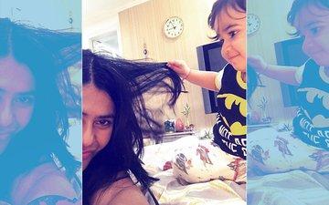 Ekta Kapoor: Tusshar Kapoor's Son, Laksshya, Has Started Calling Me Boo & I Love It