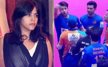 BCL Needs An In-House Psychiatrist, Says Ekta Kapoor