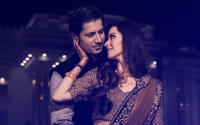 Ekta Kaul And Sumeet Vyas Sangeet Picture, Wedding Tomorrow