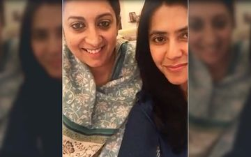 Happy Birthday Smriti Irani: Ekta Kapoor Wishes 'Maasi No 1'; Recalls The Memory Of Throwing Her Out Of One Show