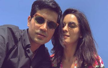 From Interviewing Ekta Kaul To Embracing Fatherhood; New Mommy Gives A Peek Into Her Fairytale-Like Love Story With Sumeet Vyas