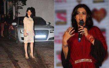 Ekta Kapoor And Dutts Bond Still Going Strong