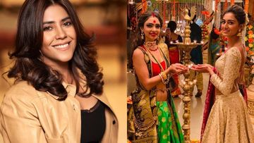 Kasautii Zindagii Kay 2 Trivia: Ekta Kapoor Reveals Adding Pooja Banerjee's Entry Shot After 10 Re-Edits And Re-Shoots