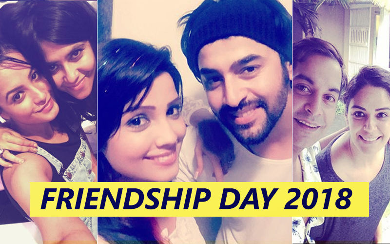 Friendship Day Special: Anita Hassanandani–Ekta Kapoor, Adaa Khan–Shashank Vyas, Mona Singh–Gaurav Gera - Here Are 6 TV BFFs