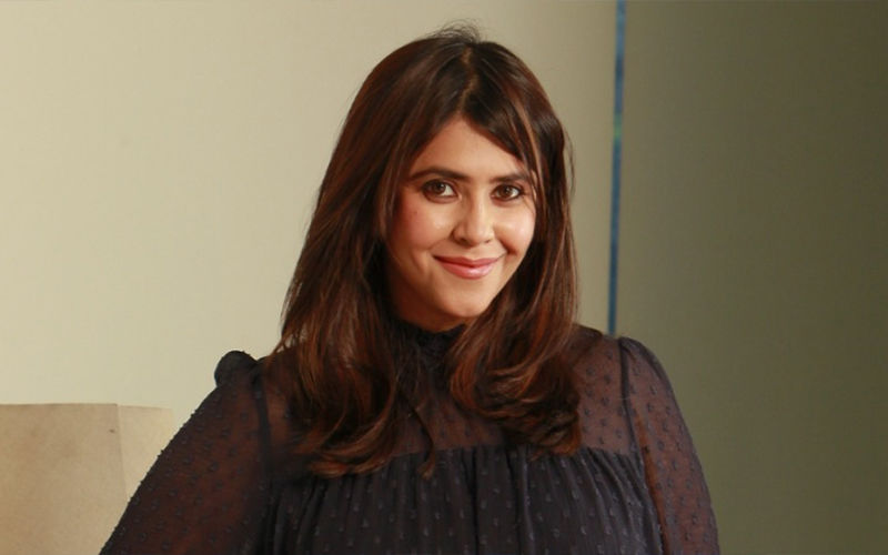 The First Glimpse Of Ekta Kapoor's Little Boy Ravie Is Here And It's Total Cuteness
