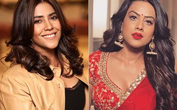 Nia Sharma Comes Out In Support Of Ekta Kapoor Who Apologised To The Cast Of Naagin 4; Says, 'Someone Of Your Stature Owes No Explanation'
