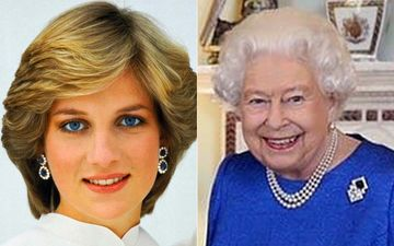 Queen Elizabeth Was Once FURIOUS With Princess Diana Over Her HAIRSTYLE - Know More