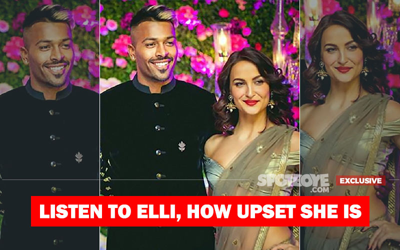 "Elli AvrRam Blasts: ""How Can I Get Married To Hardik Pandya When Everything Is Over Between Us?"""