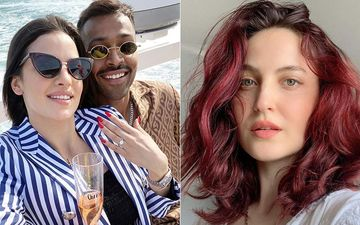 After Hardik Pandya's Marriage With Natasa Stankovic, Ex Elli AvrRam Explains Her Cryptic Post