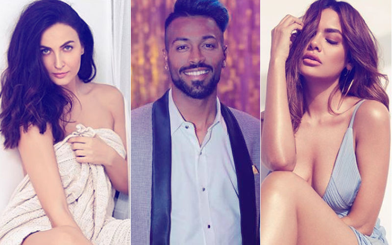 Hardik Pandya's Ex Elli AvrRam 'Loves' His Current Flame Esha Gupta's Look