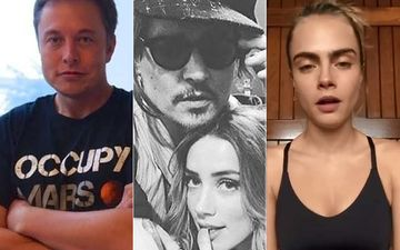 Elon Musk Denies Allegations Of Having A 'Three-Way Affair' With Johnny Depp's Ex-Amber Heard And Model Cara Delevingne