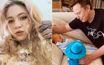 Grimes Reveals The Nickname For Her And Elon Musk's Son X Æ A-Xii; This One Is Much Simpler To Pronounce