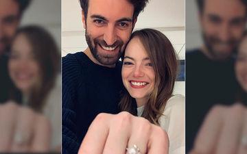 La La Land Actress Emma Stone Gets ENGAGED To Longtime BF Dave McCary; Flaunts Her Flashy 'Stone'