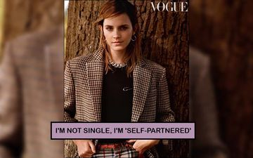 Emma Watson Says She's 'Self-Partnered'; Single Tweeple Pour Love, Say The Word Is LEGIT AF