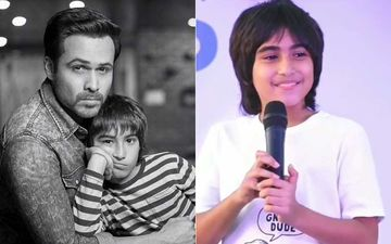 Emraan Hashmi's Son, A Cancer Survivor, Gives An Emotional Speech On World Cancer Day - VIDEO