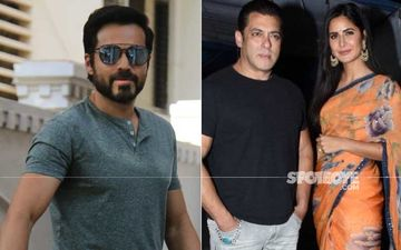 Tiger 3: Emraan Hashmi Roped In To Play Villain In Salman Khan-Katrina Kaif Starrer – Reports