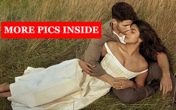 3 Hot, Intimate Pics Of Priyanka With Nick. They Never Got So Close Than This For Cam