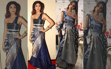 Hina Khan Called Out By Diet Sabya Yet Again For Copying An Outfit Worn By Shilpa Shetty