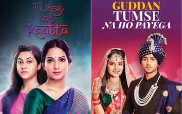It's Celebration Time! Zee TV's Tujhse Hai Raabta And Guddan Mark A Century